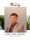 [Image:Chul Hee Ghang]